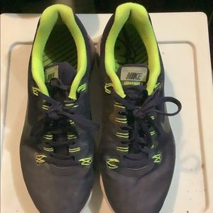 Nike Lunarglide 5 Shoes-Purple